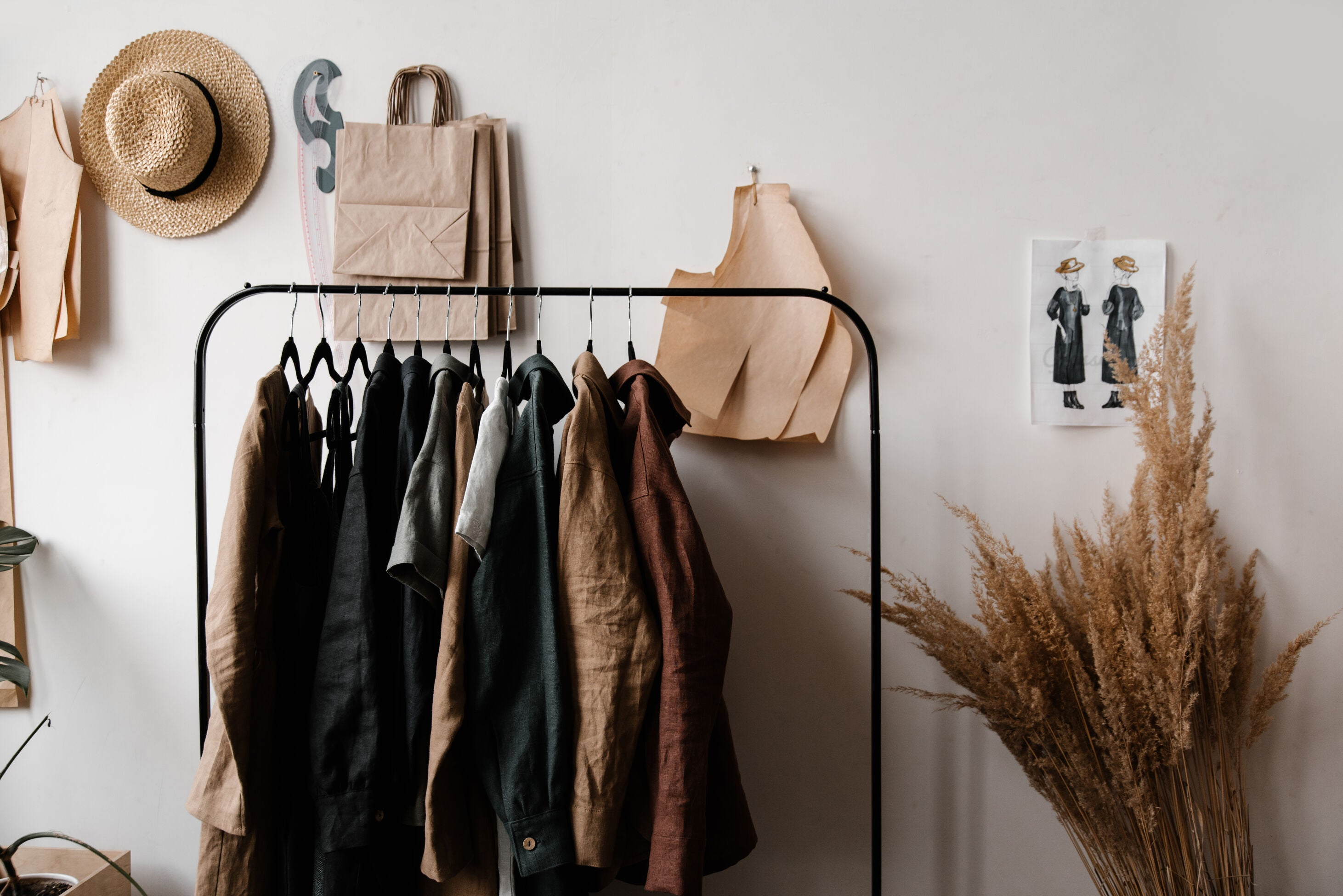 How To Source Fabric For Your Clothing Line — Open a Retail Store