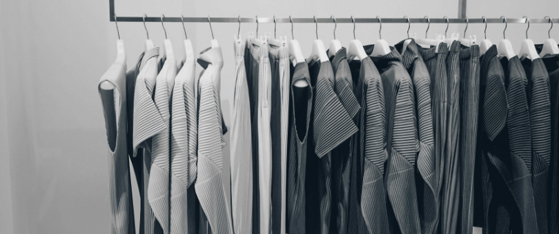 Greyscale shirts, retail trends 2019 | Shopify Retail blog