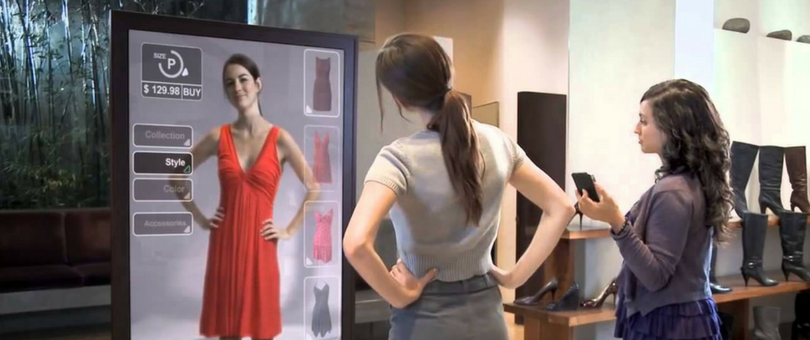 How These Retailers Use Augmented Reality To Enhance The Customer Experience Smart Mirrors