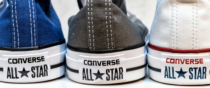 What to sell: Converse All Stars | Shopify Retail blog
