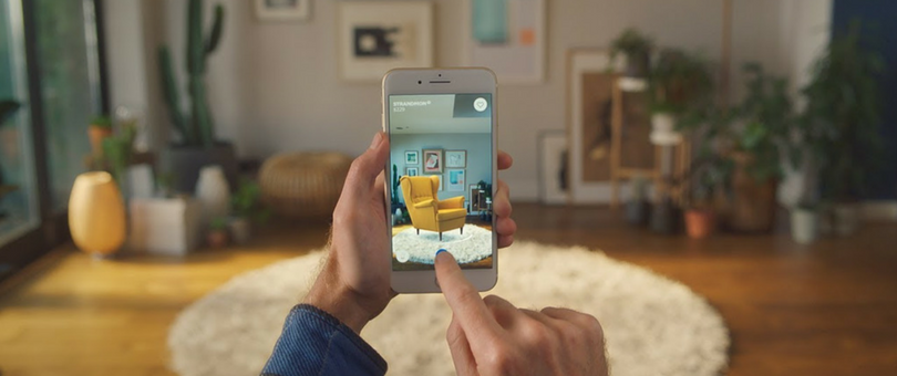 How Retailers Bring the In-Store Experience Into Customers' Homes With AR Technology