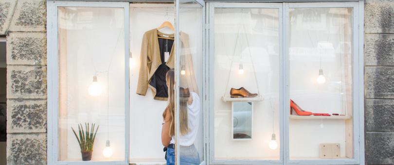 10 Unique Window Displays To Inspire Retailers To Build Their Own Eye-Catching Design
