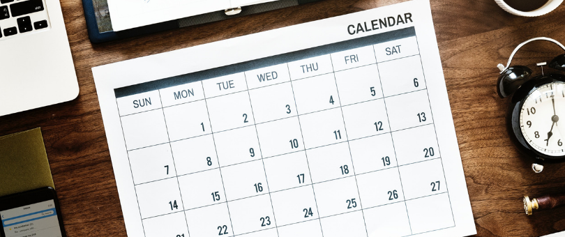 What Is A Merchandise Marketing Calendar (And Why You Need One)