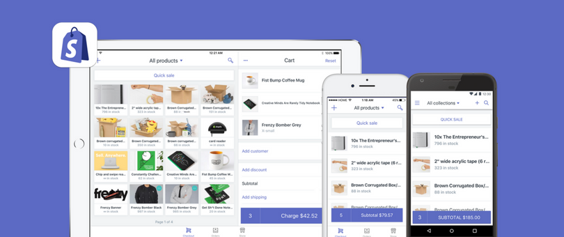 A Seamless New Shopify POS Experience to Power In-Person Sales