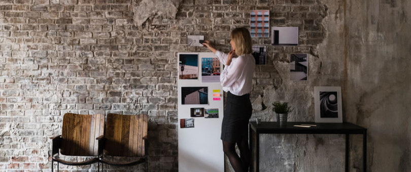 Vision board for business, 2019 New Year's resolution | Shopify Retail blog