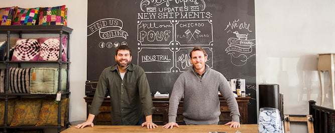 How A Father Son Team Are Re Inventing The Furniture Business With