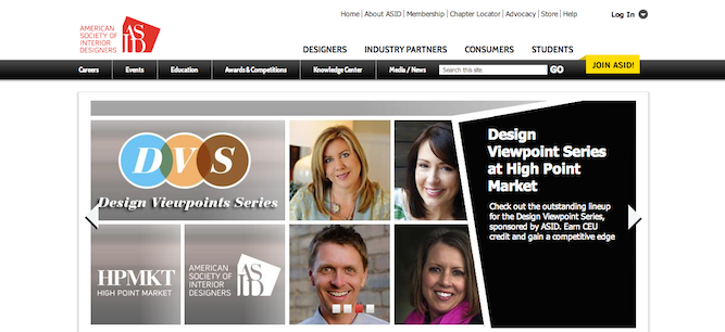 American Society Of Interior Designers ASID