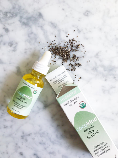 Cocokind packaging, vegan skincare | Shopify Retail blog