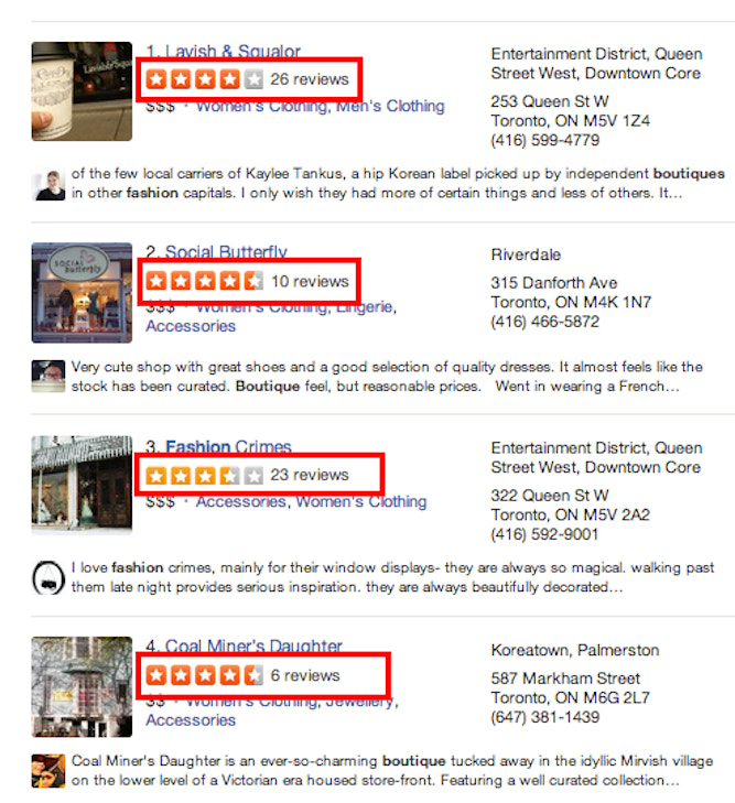 How Online Reviews Impact Local SEO and Why They Matter to