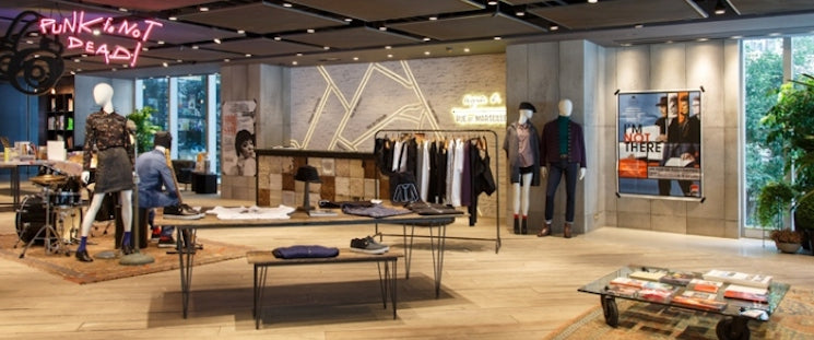 how to create retail store interiors that get people to purchase your products - Retail Store Design Ideas