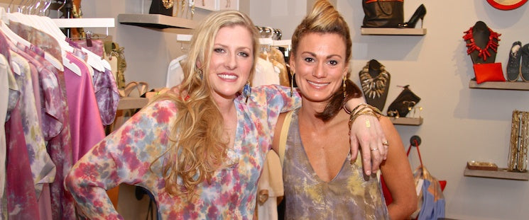 How Two Fashion Designers Used a Pop-Up Shop to Build Their Brand and Better Understand Their Customers