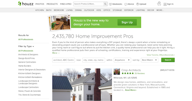 Houzz | Shopify Retail