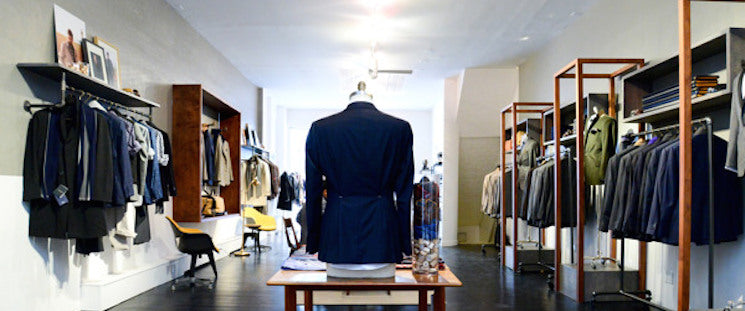 [Case Study] How One Disruptive Menswear Brand Transformed a Pop-up Space in SoHo, NY