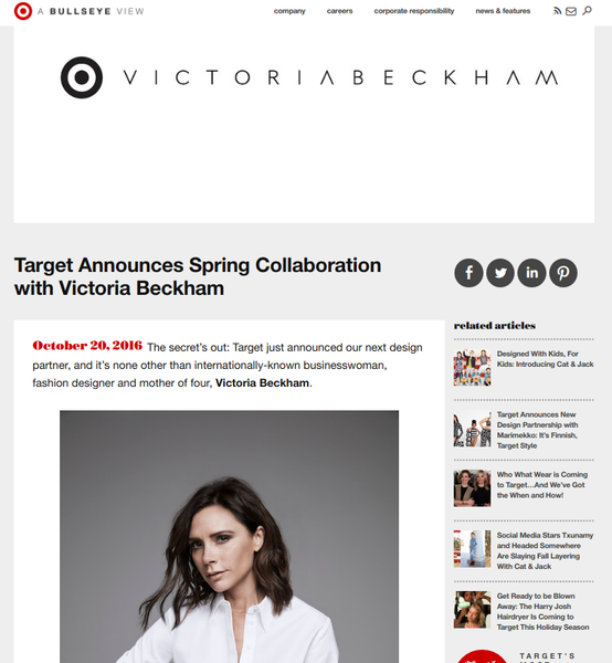 Target collaborations   Shopify Retail blog