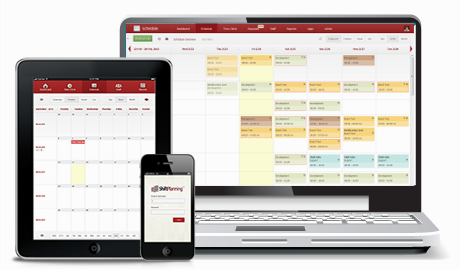 ShiftPlanning scheduling tool | Shopify Retail
