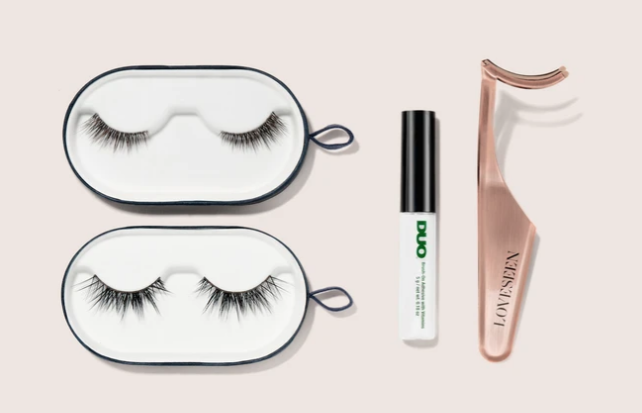 LOVESEEN lash product bundles