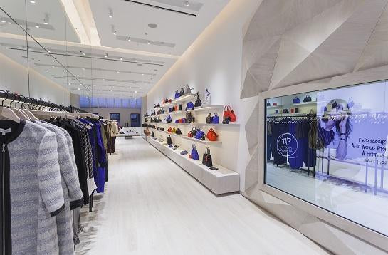 Rebecca Minkoff New York store, retail trends 2019 | Shopify Retail blog