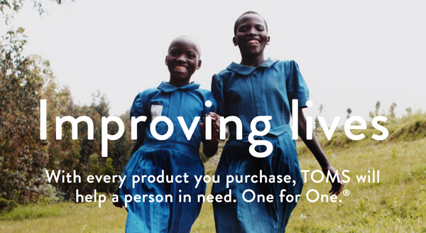 What to sell: TOMS | Shopify Retail blog