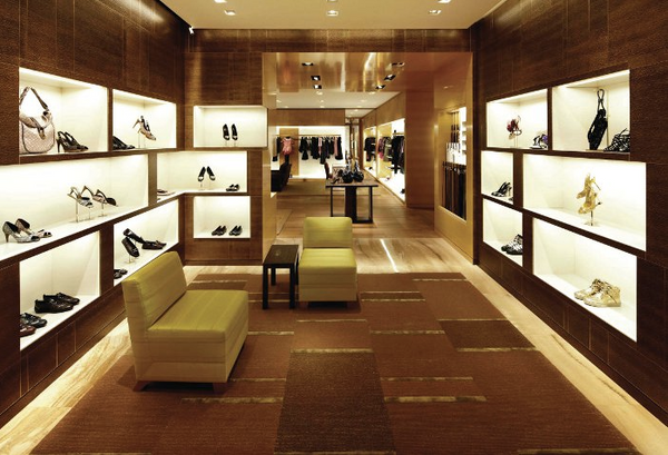 Let there be light: retail lighting designs to encourage sales