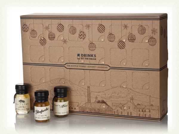 Master of Malt whisky advent calendar | Shopify Retail blog