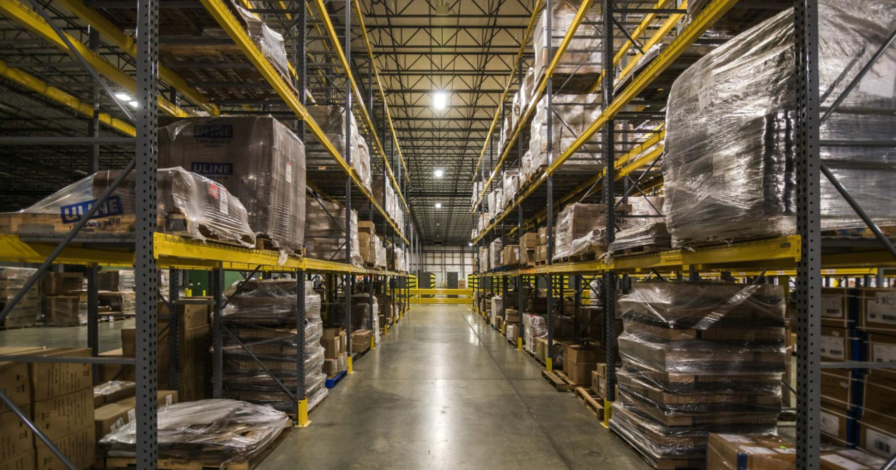 inventory in warehouse