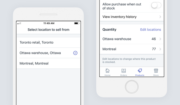 shopify s newest feature gives retailers more control over inventory