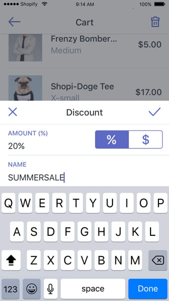 POS data, Shopify POS | Shopify Retail blog