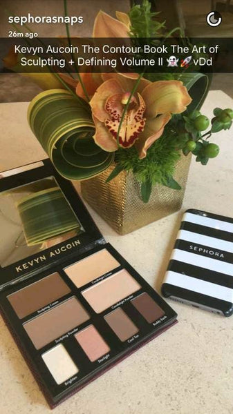 Sephora shoppable Snapchat | Shopify Retail blog