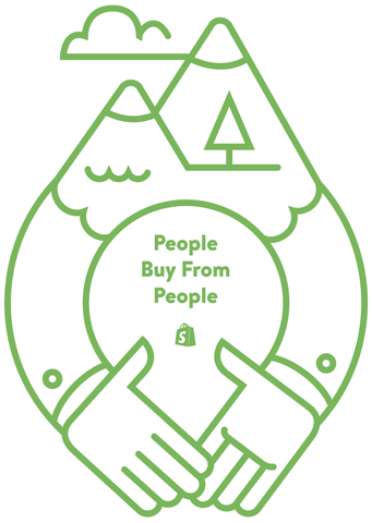 People buy from people | Shopify Retail