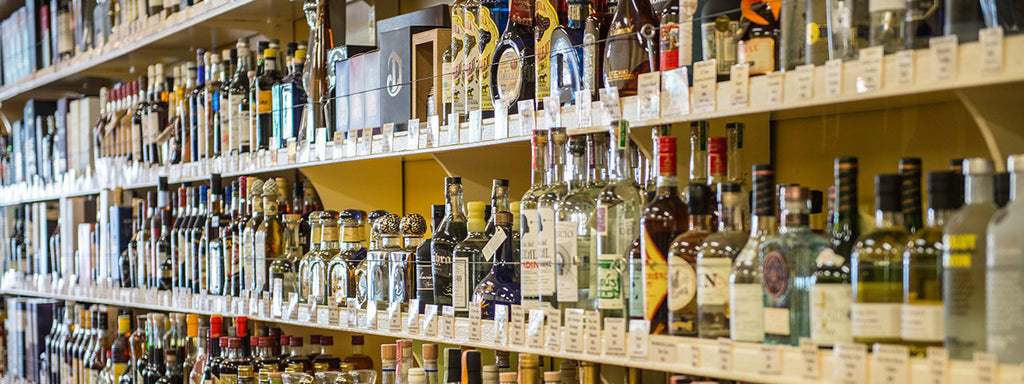 Wine selection, Blackwell's Wine and Spirits | Shopify Retail blog