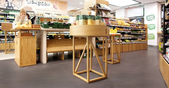 Point of purchase displays, retail design | Shopify Retail
