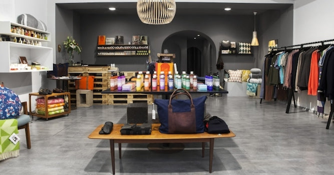 Threshold, retail design | Shopify Retail