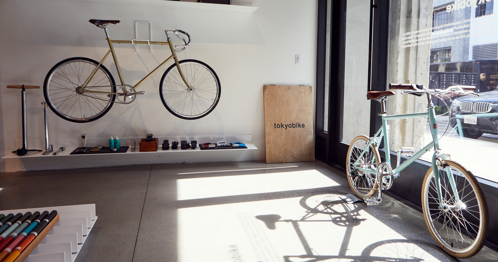 Tokyobike feature story.