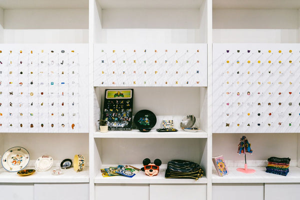 This Brooklyn Boutique Wants to Be the Nike of Enamel Pins