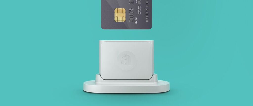 Meet the New Chip & Swipe Reader for Shopify POS