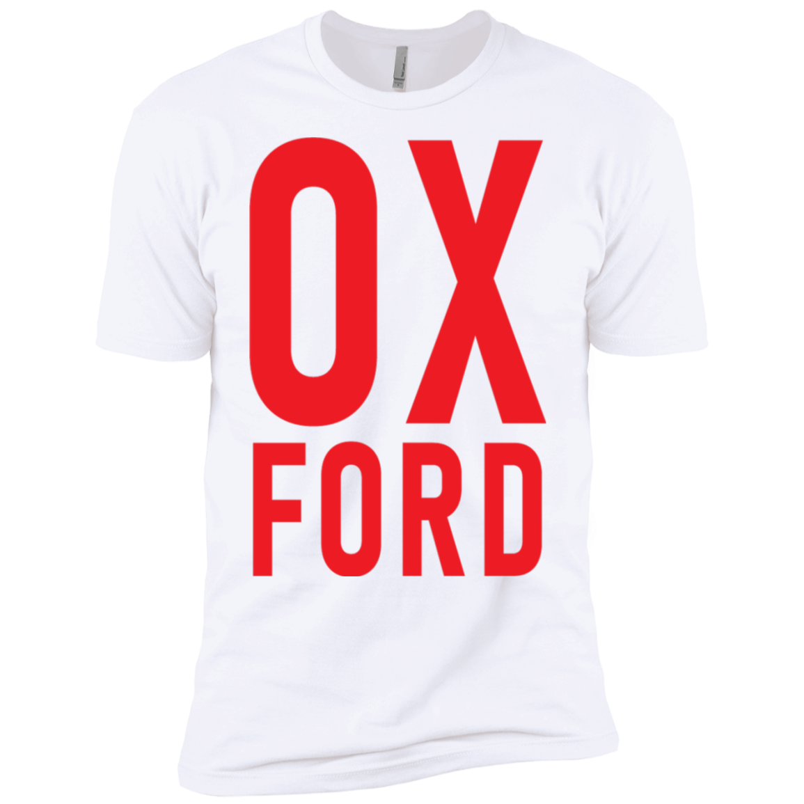 Oxford Men's Classic Tee