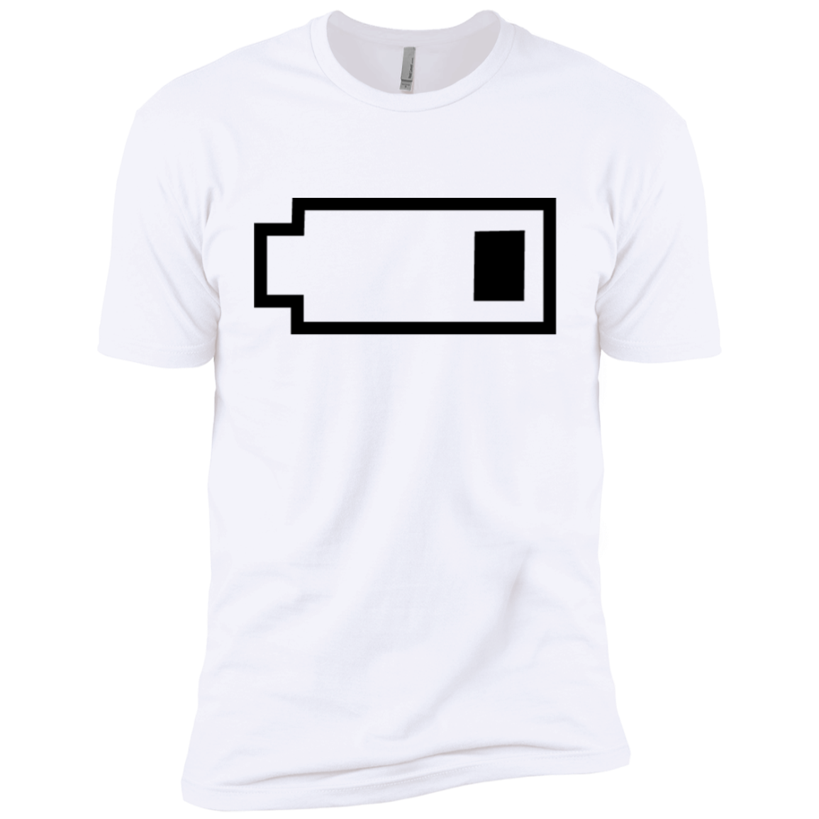 Low Battery Men's Classic Tee
