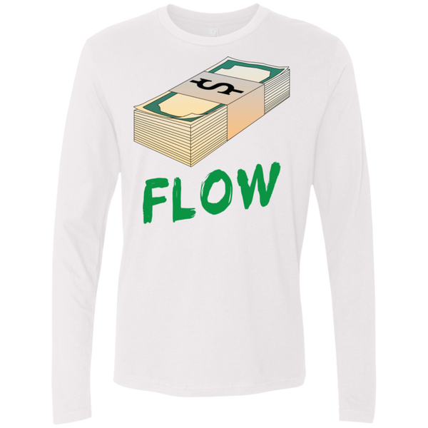 Flow Men's Long Sleeve Tee