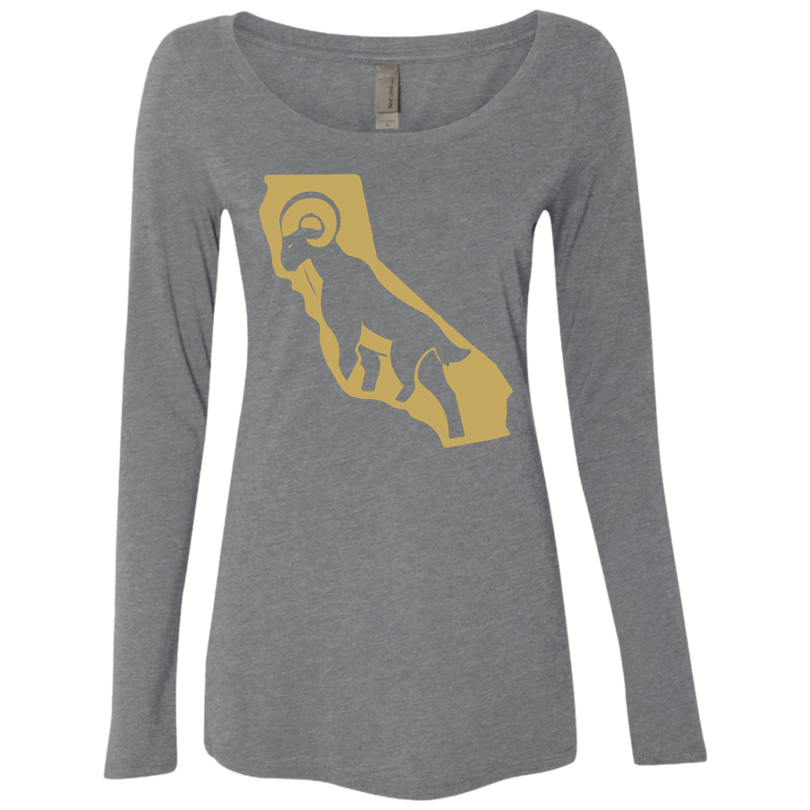 Los Angeles Rams Women's Long Sleeve Tee
