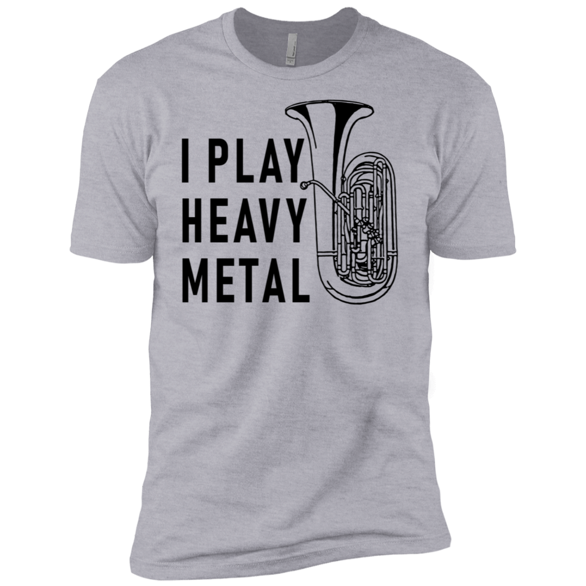 I Play Heavy Metal Men's Classic Tee