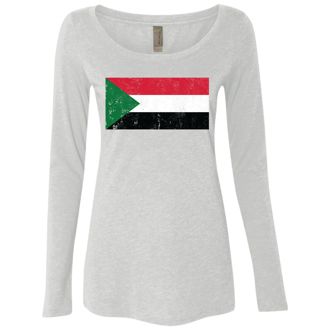 Sudan Women's Long Sleeve Tee
