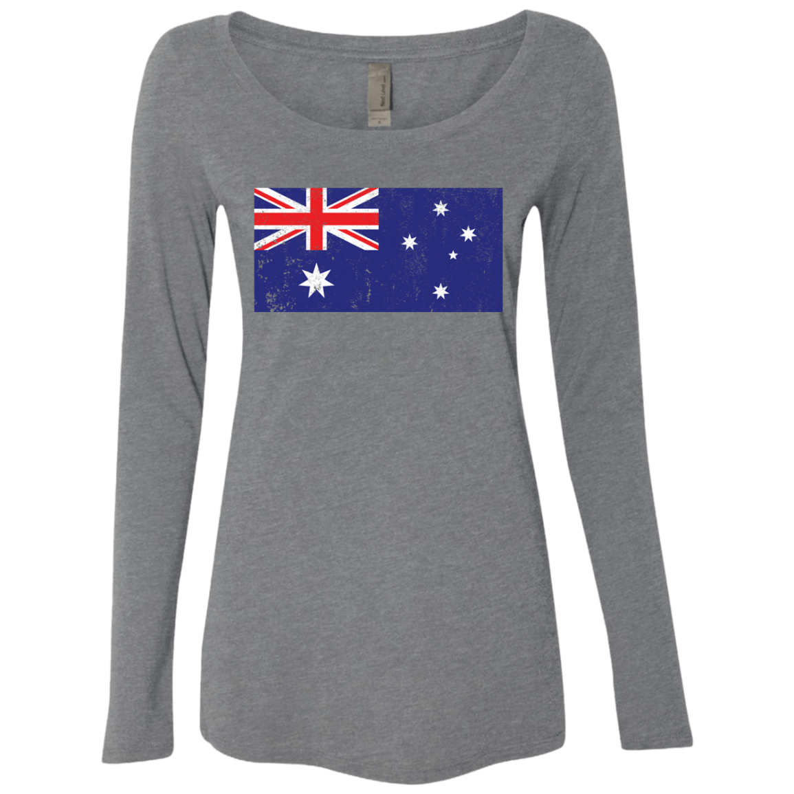 Australia Women's Long Sleeve Tee