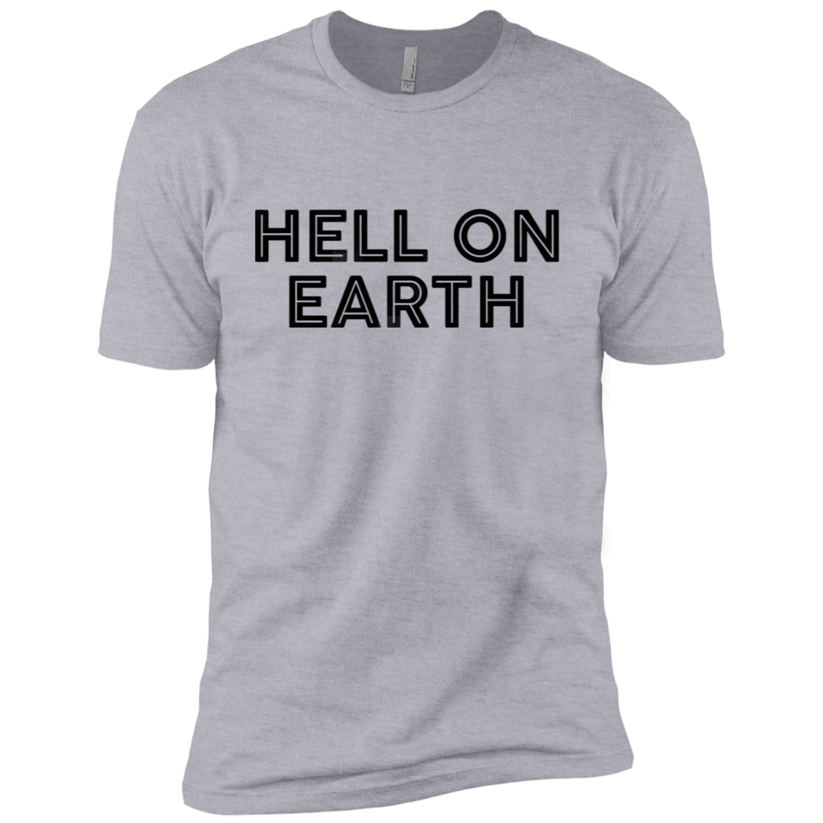 Hell On Earth Men's Classic Tee