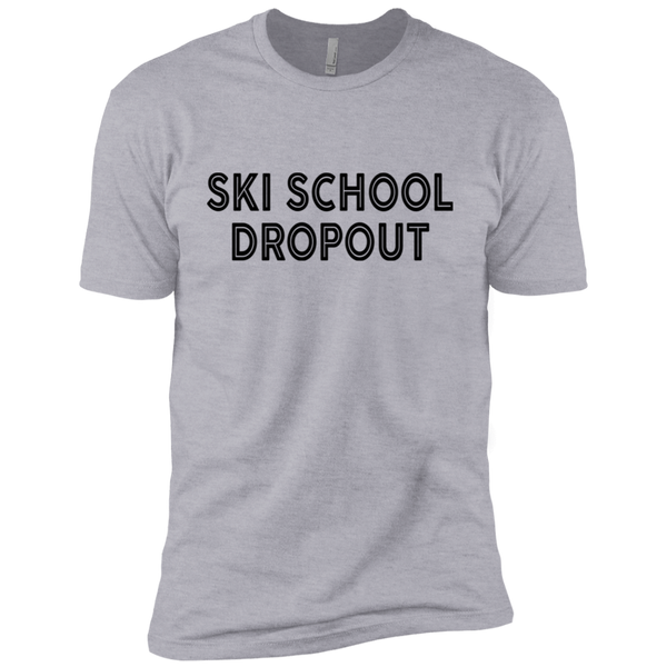 Ski School Dropout Men's Classic Tee