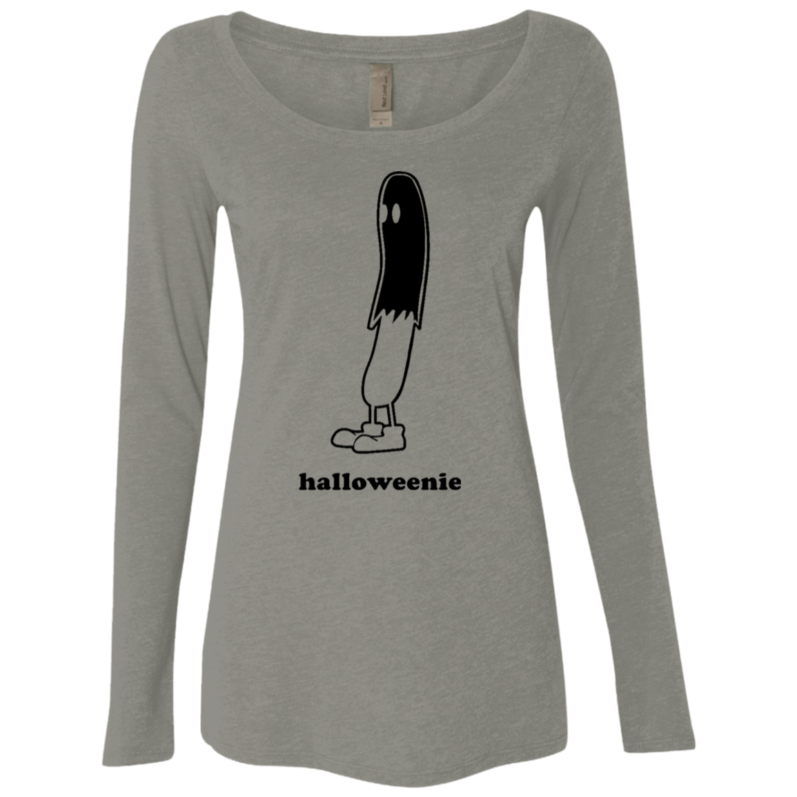 Halloweenie Women's Long Sleeve Tee