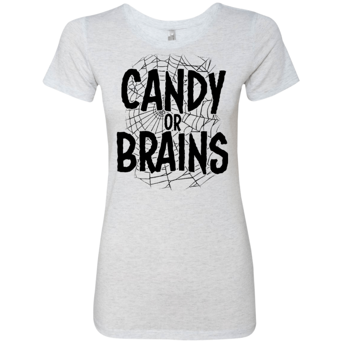 Candy Or Brains Women's Classic Tee