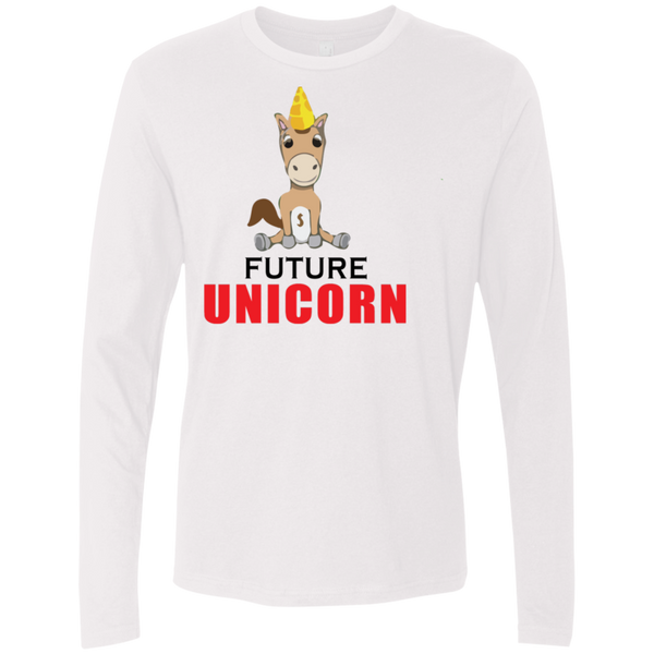Future Unicorn Men's Long Sleeve Tee