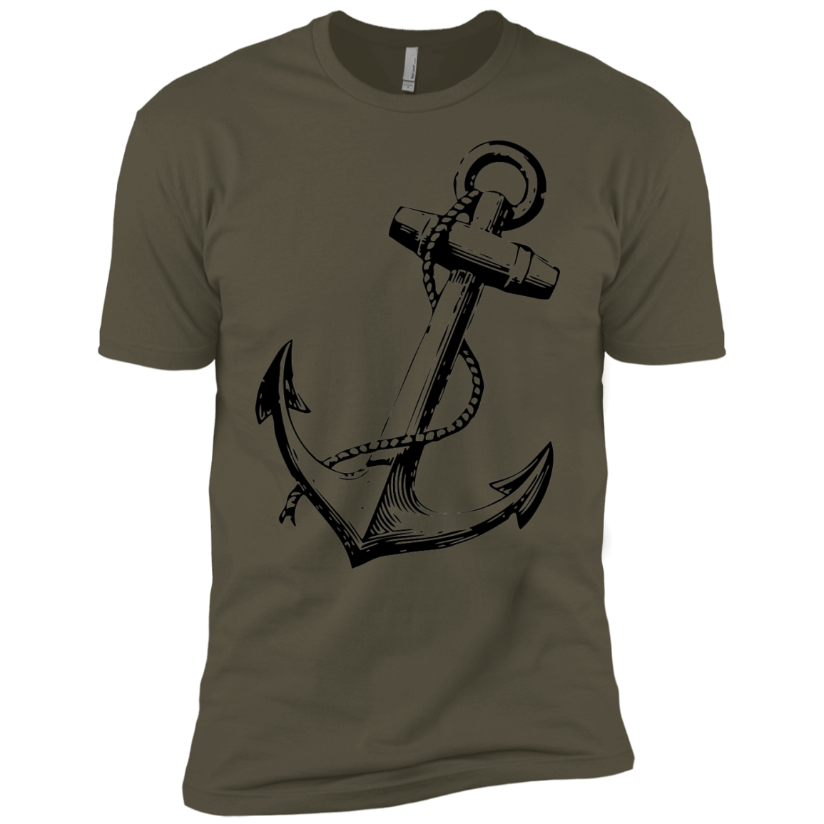 Anchors Away Men's Classic Tee - Trendy Tees