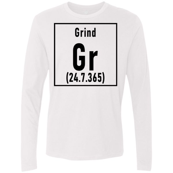 Grind Men's Long Sleeve Tee