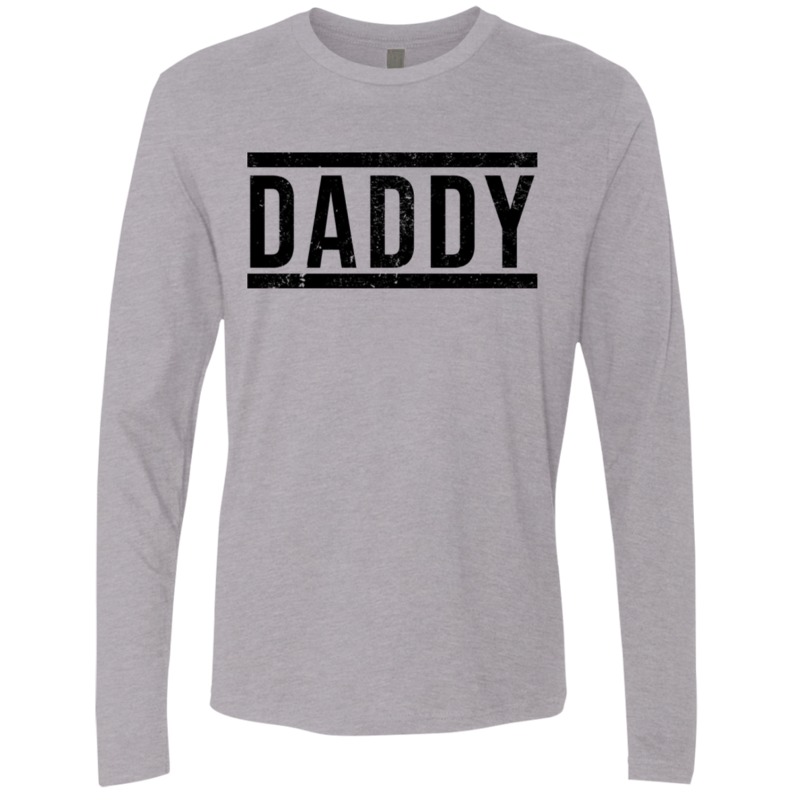 Daddy Men's Long Sleeve Tee
